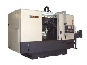 CK7660L数控车床