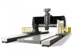 KMU系列动柱式高速龙门加工中心