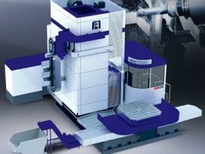 ASCARAPID系列数控卧式铣镗加工中心