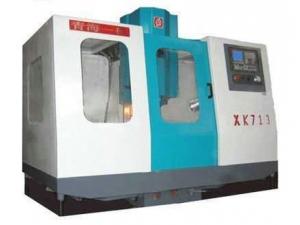 XK713系列数控床身式铣床