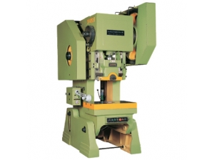 J23系列普通型开式可倾压力机