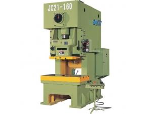 J21系列普通型开式固定台压力机