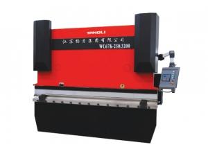 WC67K系列经济型数控液压板料折弯机
