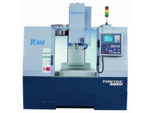 VC600硬轨立式加工中心